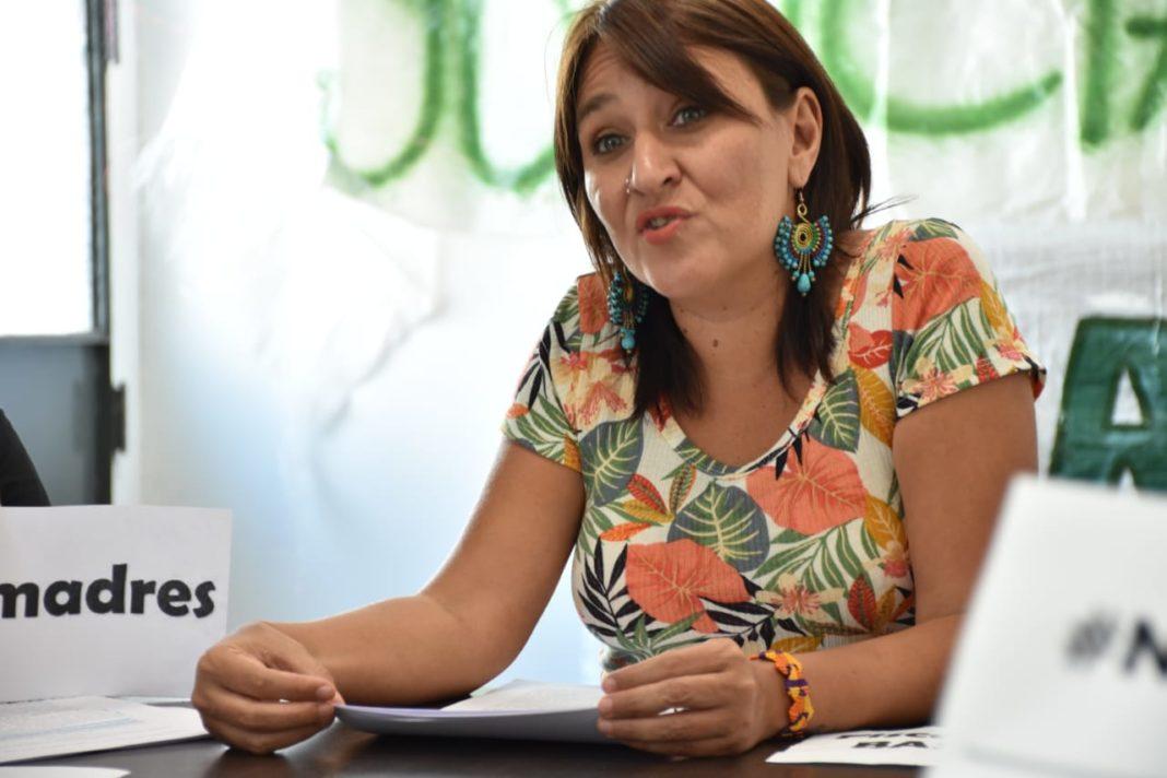 Silvana Pérez secretaria de Derechos Humanos y Género de Chaco