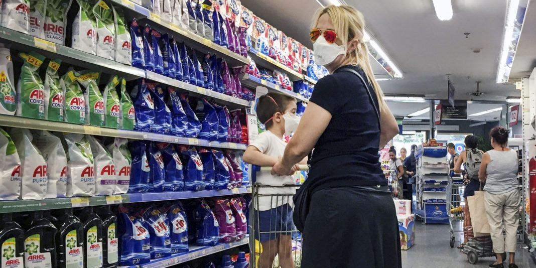 Precios Máximos en Argentina hasta marzo