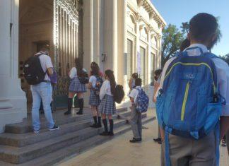 La vuelta a clases 2021 en Corrientes