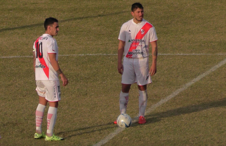 Mauro Gómez jugó en Guaraní Antonio Franco de Posadas.