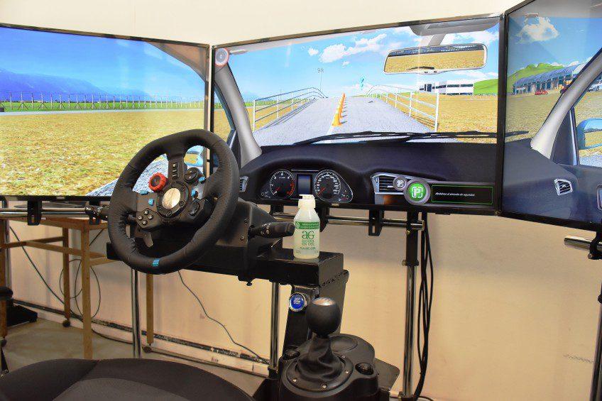 Simulador mejora la emisión de licencias