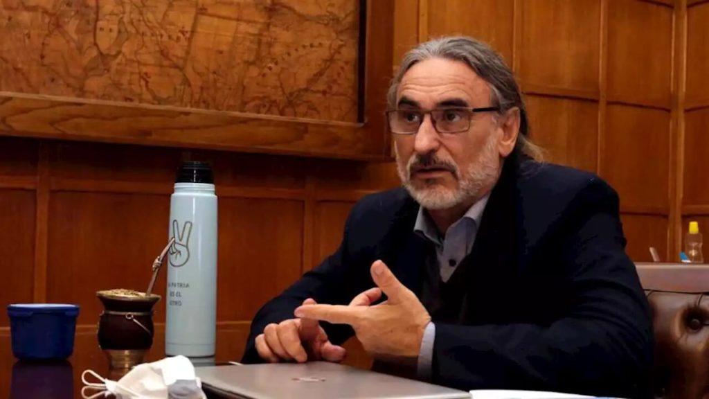 El Ministro de Agricultura Luis Basterra llegó a Misiones - NEA HOY