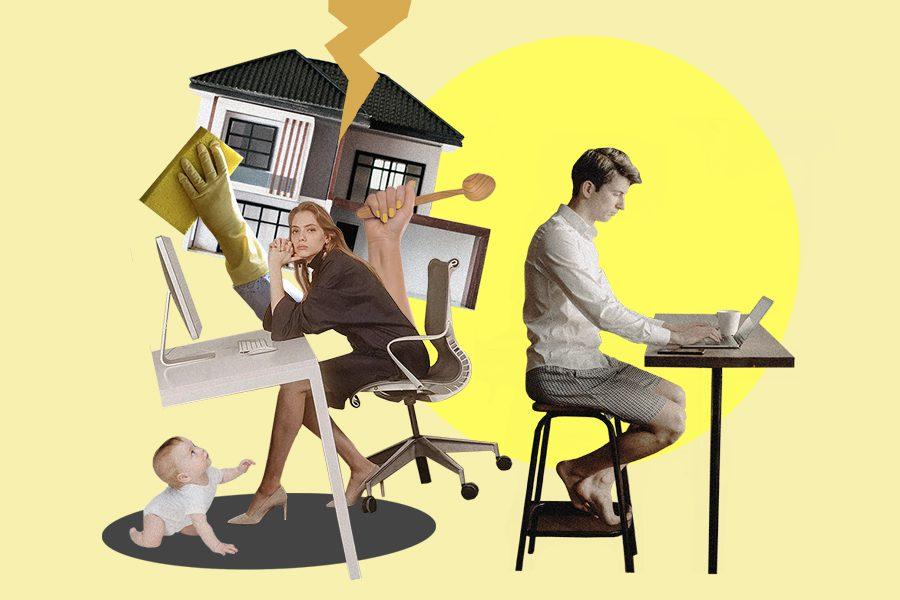 trabajo no remunerado mujeres